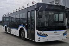12米|23-44座中植汽车纯电动城市客车(CDL6122URBEV)