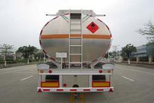 運力牌LG9351GYY型運油半掛車圖片