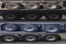 運力牌LG9402GFL型低密度粉粒物料運輸半掛車圖片