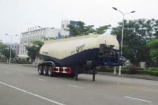 运力12.2米28.6吨3轴低密度粉粒物料运输半挂车(LG9403GFL)