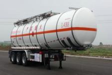 永强11.4米30.5吨3轴易燃液体罐式运输半挂车(YQ9403GRYCY2)