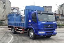 东风柳汽国五单桥仓栅式运输车180-326马力5-10吨(LZ5182CCYM3AB)