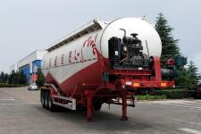 骏通13米26.4吨粉粒物料运输半挂车图片