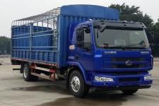 东风柳汽国五单桥仓栅式运输车160-295马力5-10吨(LZ5180CCYM3AB)