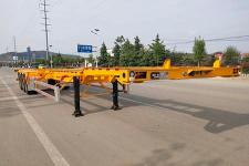 通廣九州14米34.5噸3軸集裝箱運輸半掛車(MJZ9401TJZG)