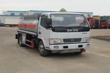 专威牌HTW5070GJYEQ型加油车
