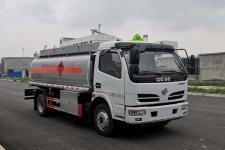炎帝牌SZD5110GYY5C型运油车