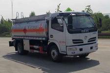 专威牌HTW5110GYYEC型运油车