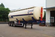运力12.7米32吨3轴低密度粉粒物料运输半挂车(LG9406GFL)