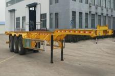 丞风14米34.7吨3轴集装箱运输半挂车(JCF9400TJZE)