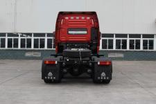 豪曼牌ZZ4258N40EB0型牵引汽车图片