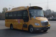 中通牌LCK6760D5X型小学生专用校车图片