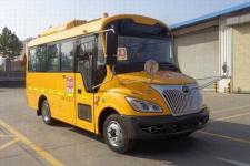 宇通牌ZK6595DX53型幼儿专用校车图片