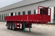 骏华兴10.5米33.2吨3轴自卸半挂车(LJH9401Z)