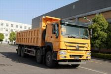 高漠前四后八自卸车国五339马力(GSK3310T8W45)