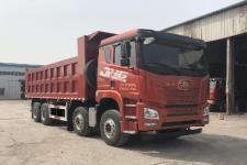 解放前四后八平头柴油自卸车国五375马力(CA3310P27K15L3T4E5A80)