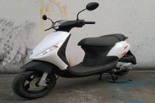 比亚乔牌BYQ50QT-V型两轮轻便摩托车图片