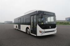 远程牌JHC6100BEVG3型纯电动低入口城市客车图片
