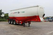 通亚达10.5米29.7吨低密度粉粒物料运输半挂车图片