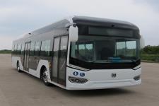 申沃牌SWB6129BEV38型纯电动低地板城市客车图片