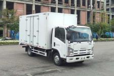 庆铃牌QL5044XXYAMHAJ型厢式运输车图片