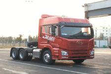 解放牌CA4255P26K2T1E6A80型危险品运输半挂牵引车图片
