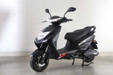 绿源牌LY1200DT-31型电动两轮摩托车图片