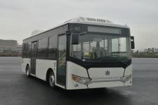 远程牌JHC6810BEVG4型纯电动低入口城市客车图片