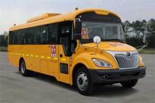 宇通牌ZK6935DX62型小学生专用校车图片