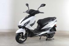 绿源牌LY1200DT-8型电动两轮摩托车图片