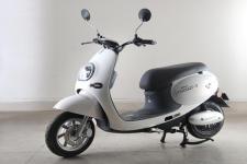 绿源牌LY800DQT-3型电动两轮轻便摩托车图片