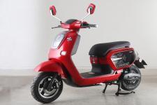 绿源牌LY800DQT型电动两轮轻便摩托车图片