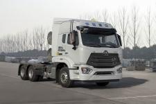 豪瀚牌ZZ4255V3846F1LW型危险品牵引车图片