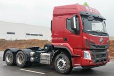 乘龙牌LZ4251H5DC2型危险品运输半挂牵引车图片