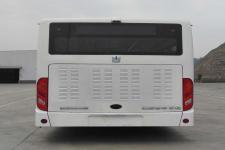 远程牌JHC6120BEVG7型纯电动低入口城市客车图片