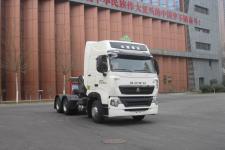 豪沃牌ZZ4257V384HF1LW型危险品牵引车图片
