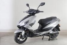 绿源牌LY800DQT-9A型电动两轮轻便摩托车图片