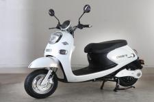 绿源牌LY800DQT-5B型电动两轮轻便摩托车图片
