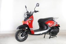 绿源牌LY800DQT-5型电动两轮轻便摩托车图片