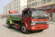 国六 东风多利卡9.3立方绿化喷洒车