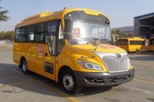 宇通牌ZK6595DX62型小学生专用校车图片