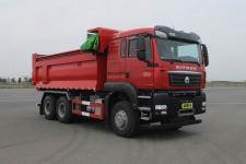 汕德卡牌ZZ3256N384MF1L型自卸汽車圖片