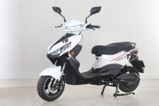 绿源牌LY800DQT-26型电动两轮轻便摩托车图片