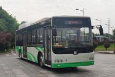 中国中车牌TEG6102BEV01型纯电动低地板城市客车图片