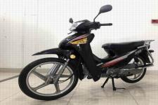 建设牌JS110-9D型两轮摩托车图片