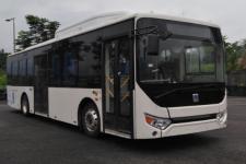 远程牌JHC6100BEVG6型纯电动低入口城市客车图片