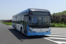 中国中车牌TEG6125BEV10型纯电动低地板城市客车图片