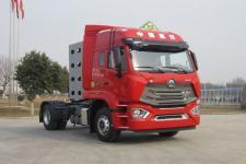 豪瀚牌ZZ4185V4216F1CW型危险品牵引车图片