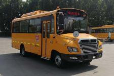 中通牌LCK6690D6XE型幼儿专用校车图片