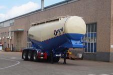 运力8.9米32.9吨3轴中密度粉粒物料运输半挂车(LG9407GFL)